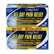 CareOne All Day Pain Relief Value Pack