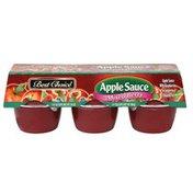 Best Choice Mixed Berry Apple Sauce