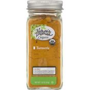 Nature's Promise Turmeric, Organic, Jar