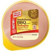 Oscar Mayer Cold Cuts Smokehouse BBQ Bologna Cold Cuts