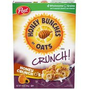 Honey Bunches Of Oats Honey Crunch O's Cereal