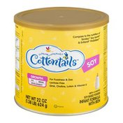 Cottontails Soy-Based Powder Infant Formula with Iron