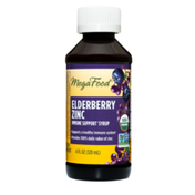 MegaFood Elderberry Zinc Immune Support* Syrup