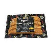 Usinger's Smoked Chicken Sausage With Bacon And Cheddar