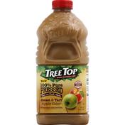 Tree Top Apple Cider, 100% Pure Pressed, Sweet & Tart