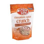 Enjoy Life Cinnamon Raisin Crunch Granola