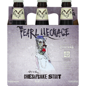 Flying Dog Beer, Chesapeake Stout, Pearl Necklace