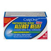 CareOne Allergy Relief 24 Hour Tablets - 70 CT