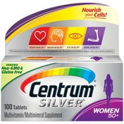 Centrum Multivitamin for Women 50 Plus, Multivitamin for Women 50 Plus