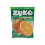 Zuko Orange Flavored Drink Mix