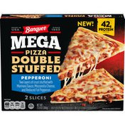 Banquet Pizza Double Stuffed Pepperoni