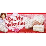 Little Debbie Be My Valentine Cakes, Pink