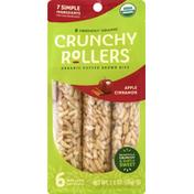 Friendly Grains Crunchy Rollers, Apple Cinnamon