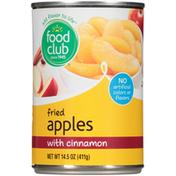 Food Club Fried Apples With Cinnamon