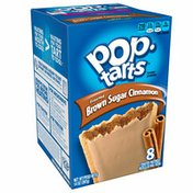Kellogg's Pop-Tarts Breakfast Toaster Pastries, Frosted Brown Sugar Cinnamon