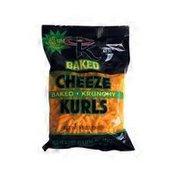 Ck Cheeze Kurls, Baked, Krunchy