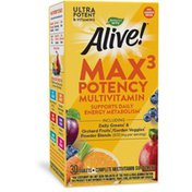 Nature's Way Alive!® Max3 Daily Multivitamin Without Iron