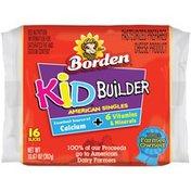 Borden Kid Builder American Singles Cheese