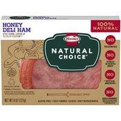 Hormel Natural Choice Honey Deli Ham