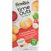 Farm Rich Time Outs Mozzarella Cheese Bites