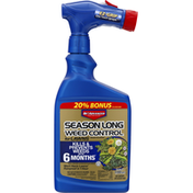 BioAdvanced Season Long Weed Control, for Lawns, Ready-to-Spray