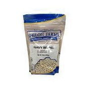 SHILOH FARMS Organic Navy Beans