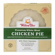 Willow Tree Premium White Meat Chicken Pie With Classic Vegetables