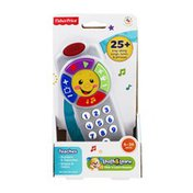 Fisher-Price Fisher Price Click 'n Learn Remote