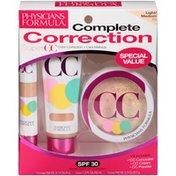 Super Cc+ Complete Correction Light/Medium Complexion Makeup Kit