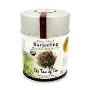 The Tao Of Tea First Flush Darjeeling Black Loose Leaf  Tea