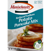 Manischewitz Potato Pancake Mix, Reduced Sodium