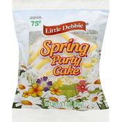 Little Debbie Cake, Spring Party