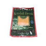 Ducktrap River of Maine Signature Style Kendall Brook Cold Smoked Salmon