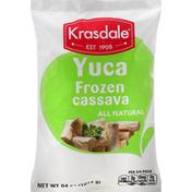 Krasdale Frozen Cassava, Yuca