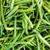 Freshly Cut Bagged Green Beans