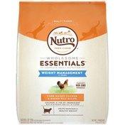 Nutro Weight Management Farm-Raised Chicken & Brown Rice Recipe Cat Food