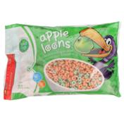 Food Club Apple Loons Sweetened Multi-Grain Cereal With Real Apples & Cinnamon