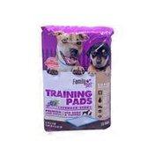 Family Pet Lavendar Scent Training Pads
