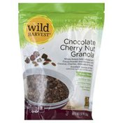 Wild Harvest Granola, Chocolate Cherry Nut