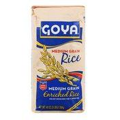 Goya Medium Grain Enriched Rice