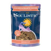 Sou Chicken & Salmon Pate Cat Food Pouch