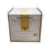 Belle Epicurean Sugar Cookie Mix