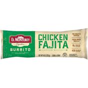 El Monterey Burrito, Chicken Fajita