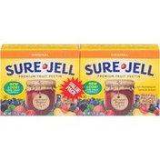 Sure-Jell Original Premium Fruit Pectin for Homemade Jams & Jellies Value Pack