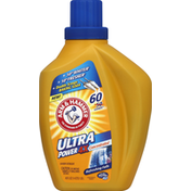 Arm & Hammer Laundry Detergent, Ultra Power 4X, Concentrated, Refreshing Falls