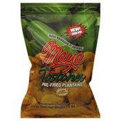 Maya Plantains, Pre-Fried, Tostones, Bag