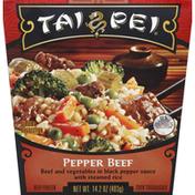Tai Pei Pepper Beef