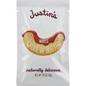 Justin's Cashew Butter, Maple