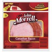 John Morrell Canadian Bacon Specialty Cuts