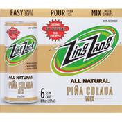 Zing Zang Pina Colada Mix, All Natural